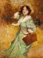 A Windy Day - Thomas E. Mostyn