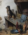 King Of The Castle - Friedrich Lossow