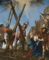 The Martyrdom Of Saint Andrew 2 - (after) Carlo Dolci