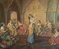 The Harem Dancer - Alexander Sandor Svoboda