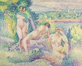 Nymphes - Henri Edmond Cross