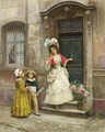 Grandmother's Birthday - Jules Girardet