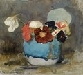 A Still Life With Indian Cress - Floris Arntzenius
