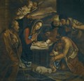 The Adoration Of The Shepherds 2 - Italian School