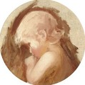 Study Of William George Spencer Cavendish, 6th Duke Of Devonshire (1790-1858) When A Child - George Romney