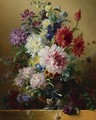Still Life Of Flowers - Georgius van Os