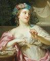 The Allegory Of Time - (after) Joseph-Marie Vien