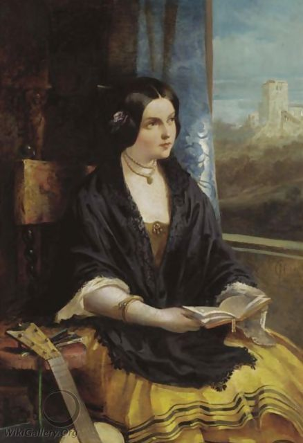 Leisure Hours - Philip Hermogenes Calderon