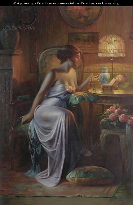 The Jewellery Box - Max Carlier