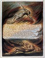 The Descent Of Christ - William Blake