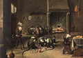 Apes in the Kitchen - David The Younger Teniers