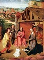 The Nativity c. 1490 - Gerard David