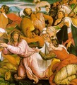 Christ Bearing The Cross To Calvary - Andrea Bonaiuti da Da Firenze