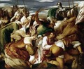 The Road To Calvary 1550-55 - Jacopo Bassano (Jacopo da Ponte)