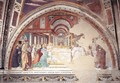 Blessing Of The Faithful At Hippo (scene 14 North Wall) - Benozzo di Lese di Sandro Gozzoli