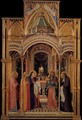 The Presentation in the Temple 1342 - Ambrogio Lorenzetti