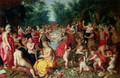 Feast of the Gods - Hendrik van Balen, I