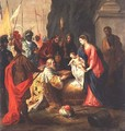 Adoration of the Magi - Hendrik van Balen, I