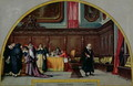 The Trial of Galileo Galilei - Nicholo Barabino