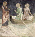 The Calling of St. Peter, from a series of Scenes of the New Testament - Barna Da Siena