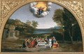 Landscape with the Assumption - Francesco Albani