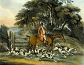 Going Out, from 'Fox Hunting' - Henry Thomas Alken