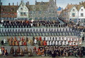 The Triumph of the Archduchess Isabella (2) - Denys Van Alsloot