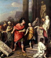Hannibal swearing eternal enmity to Rome - Jacopo (Giacomo) Amigoni