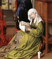 The Magdalene Reading c. 1445 - Rogier van der Weyden