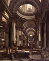 Interior of a Church (1) - Emanuel de Witte