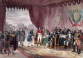 The Signing of the Treaty of Mortefontaine, 30th September 1800 - V. Adam