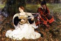 Fair Is My Love 1900 - Edwin Austin Abbey