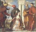 The Martyrdom of St. Justine c. 1573 - Paolo Veronese (Caliari)