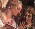Mystical Marriage of St Catherine (detail-2) c. 1575 - Paolo Veronese (Caliari)