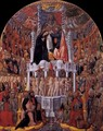 Coronation of the Virgin 1444 - Antonio Vivarini
