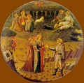 The Judgement of Paris 1430-40 - Italian Unknown Masters