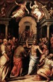 Incredulity of St Thomas 1572 - Giorgio Vasari