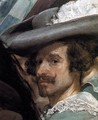 The Surrender of Breda (detail-5) 1634-35 - Diego Rodriguez de Silva y Velazquez