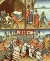 Scenes from the Life of Sir Galahad - British Unknown Master