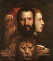 Allegory of Time Governed by Prudence 1565-70 - Tiziano Vecellio (Titian)