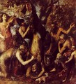 The Flaying of Marsyas 1575-76 - Tiziano Vecellio (Titian)