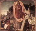 Triptych with Scenes from the Life of Christ (detail-3) 1500-05 - Flemish Unknown Masters