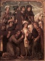 Triptych with Scenes from the Life of Christ (detail-2) 1500-05 - Flemish Unknown Masters