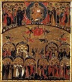 Synaxis of All Saints (early 17th century) - Russian Unknown Masters