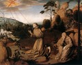 St Francis Altarpiece (central panel) 1500-05 - German Unknown Master