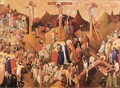 The Passion of Christ 1420-30 - German Unknown Masters