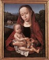 Virgin and Child 1495-1505 - Flemish Unknown Masters