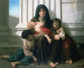 Charity or The Indigent Family', 1865 - William-Adolphe Bouguereau