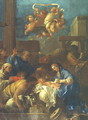 The Adoration of the Shepherds - Sébastien Bourdon