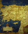 Map of Sixteenth Century Turkey, from the